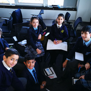 Helping your students transition to secondary school