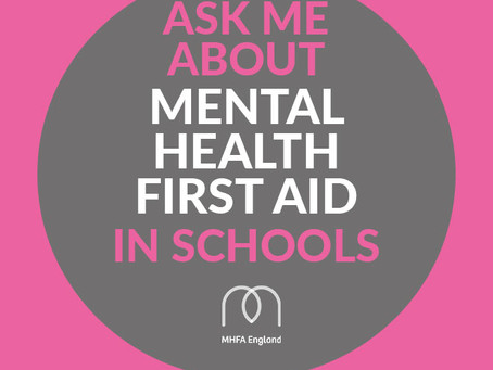5 Things Schools Should Know about Mental Health First Aid