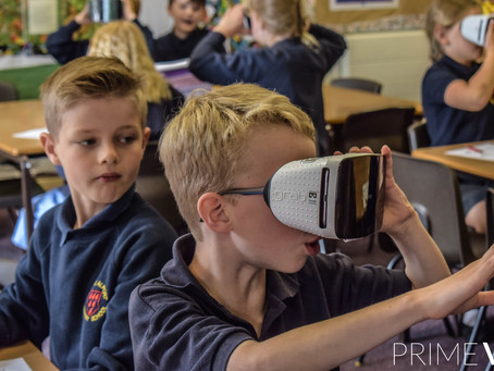 How Can Virtual Reality Inspire Students?