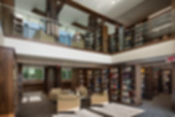 The Center for the Study of Liberty's new headquarters will include access to the Liberty Fund library