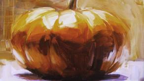 Happy Thanksgiving! and Scott Conary's Studio