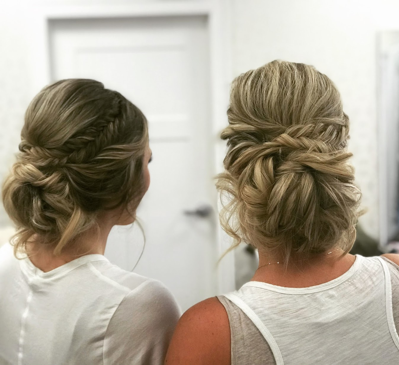 Bridesmaids Updo