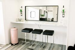 DIY Makeup Bar