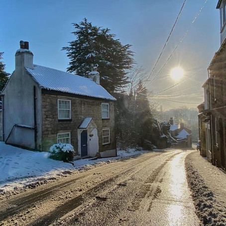 Snow in Yorkshire: 20 beautiful photos as the region is covered in a blanket of snow