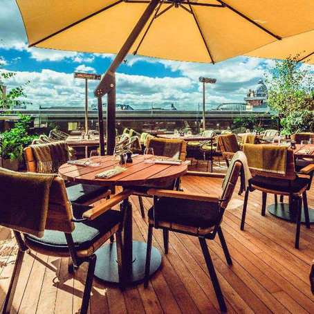 THE BEST ROOFTOP BARS LEEDS HAS TO OFFER