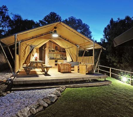 COOL AND UNUSUAL PLACES TO STAY IN YORKSHIRE