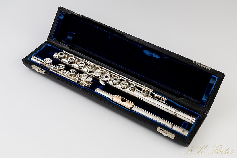 Pre-Owned Powell Handmade Silver Flute #14635