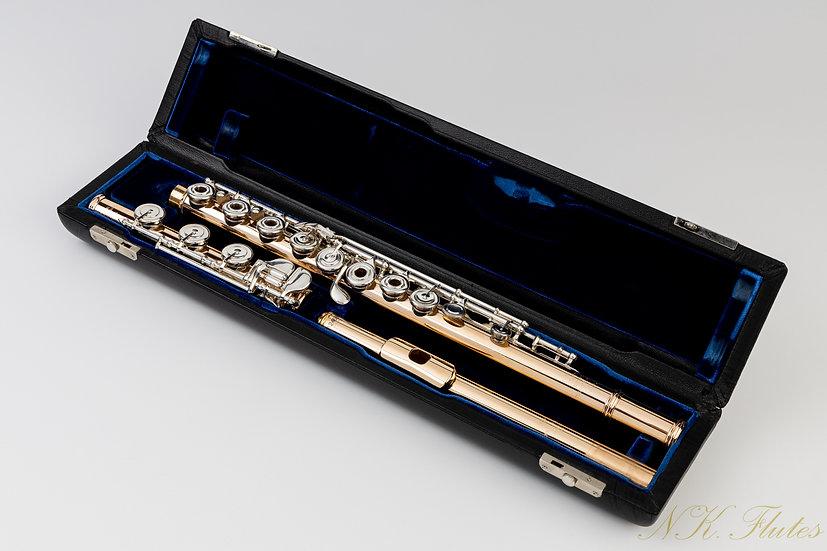 Pre-Owned Powell Handmade Custom Flute in 14K Gold #12465