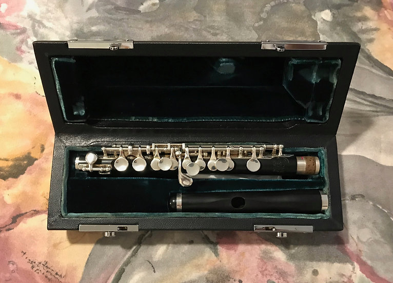 Pre-Owned Burkart Global Piccolo #12376