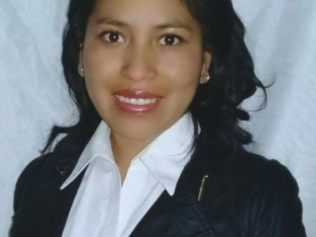 YOVANA, the first Quechua woman from Potosí to pursue an MA at the University of Arizona