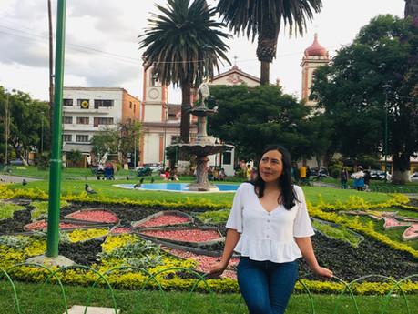Gladys Camacho, primera lingüista de Bolivia en ganar la beca NSF