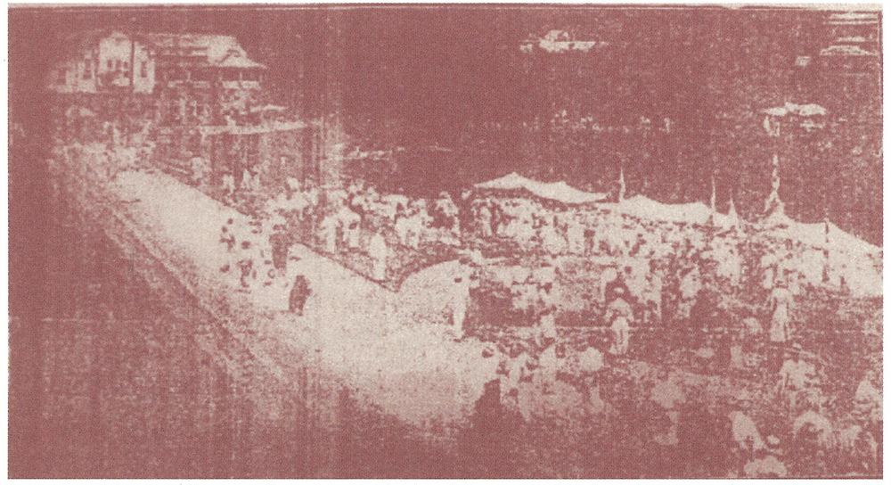 1913 台北大納涼會