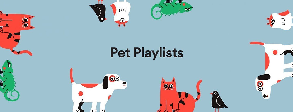 Spotify Pet Playlist