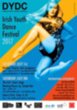 Irish Youth Dance Festival 2017