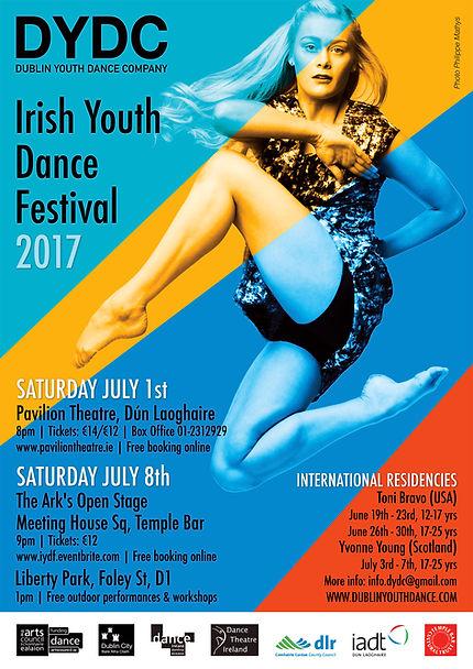 Irish Youth Dance Festival 2017