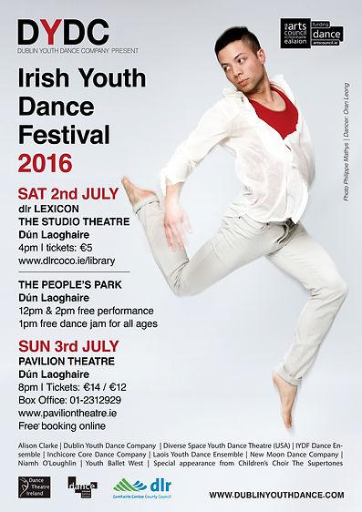 Irish Youth Dance Festival 2016