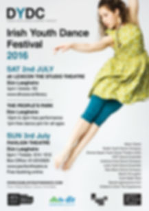 Irish Youth Dance Festival 2016