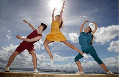 DYDC Dublin Dance Festival Photocall