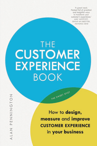 """Book of February: """"The Customer Experience Book"""""""
