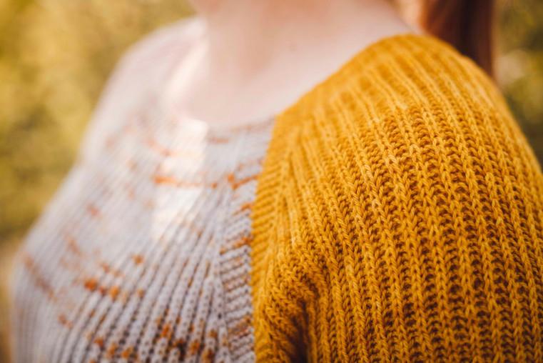 Modern Vintage Pullover