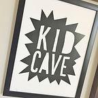"""Dutch Treat kid cave has a 40"""" smart TV!"""