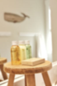 "Organic amenities are included with your stay ""naturally"""