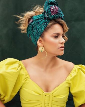 Adriana Lucía y su canto por Colombia