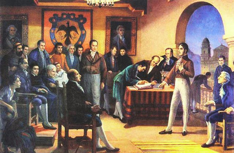 La Patria Boba: negación de la Primera República en la Nueva Granada