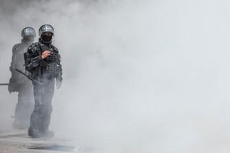 La seguridad como argumento político