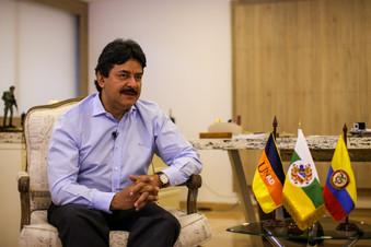 Conversaciones en Paz: Carlos Julio González V.