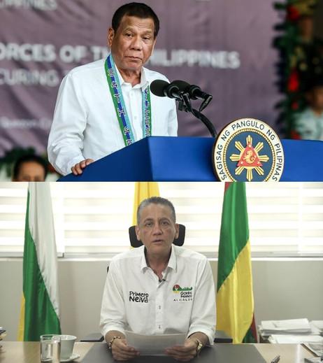 Gorky Muñoz: ¿El Duterte opita?