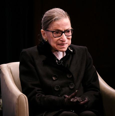 RBG: la guardiana liberal de la Corte. 1933-2020