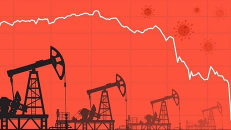 El colapso petrolero