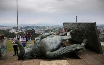 Sobre la toma de posición en el caso de la estatua de Belalcázar en Popayán