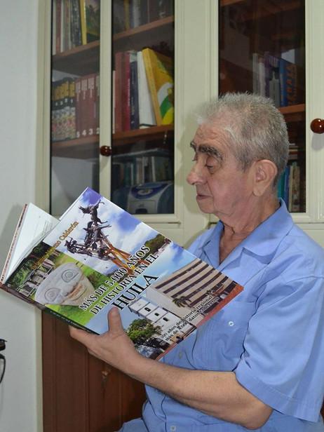 Autobiografía del maestro Delimiro Moreno