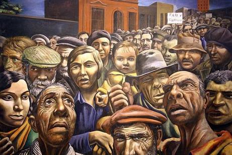 La tragedia moderna en Tomás González