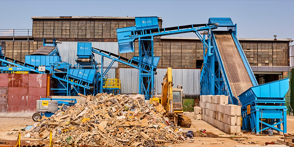 Tour of Cooper Recycling Facility