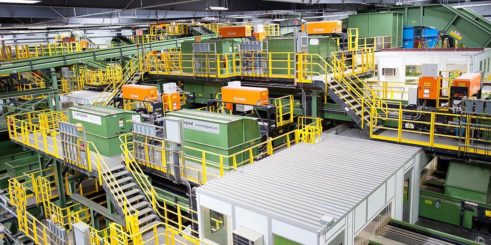 Virtual Tour of Sims Municipal Recycling Facility