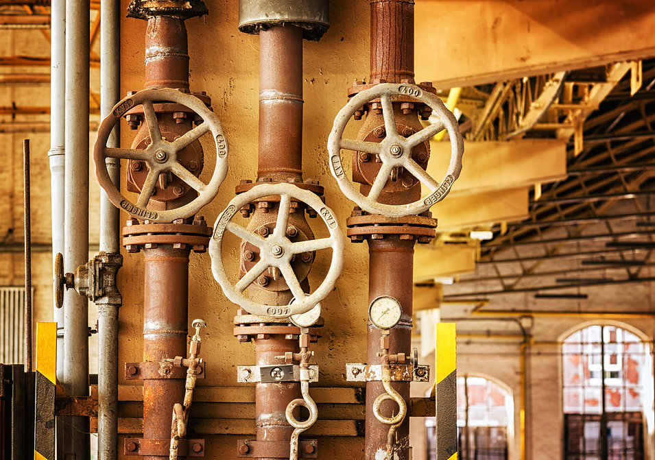 factory-industrial-plant (LOVE the color