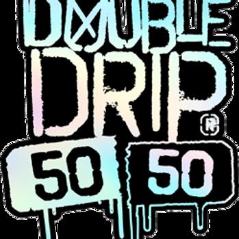 Double Drip 50/50