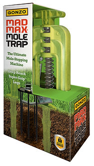 GONZO® 5015 MAD MAX™ MOLE TRAP