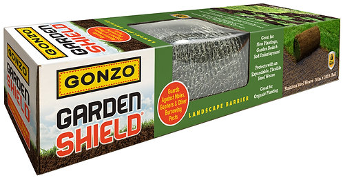 GONZO® 5017 GARDEN SHIELD® LANDSCAPE BARRIER