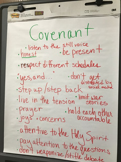 2020 Vision Team Covenant