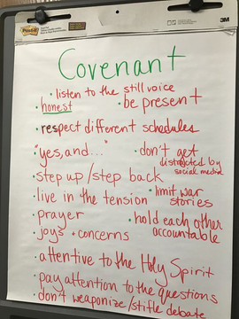 2020 Vision Team Covenant