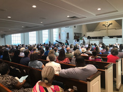Meeting with Atlanta Presbytery