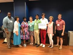 2020 Vision Team at Big Tent 2017