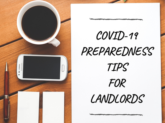 Covid-19 Tips for Landlords