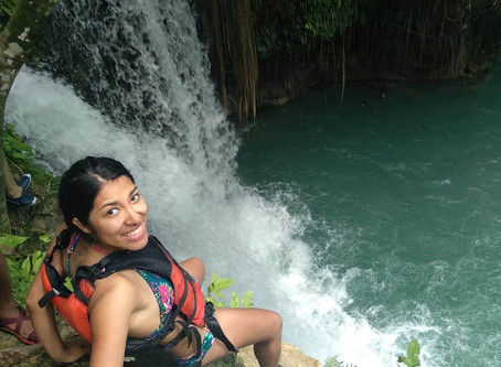 6 Tips to jump from a high waterfall without  pain - Sharing a real experience