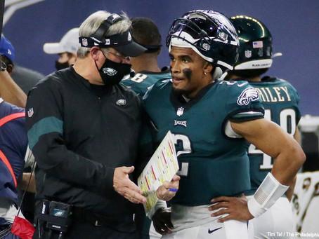 Takeaways from the 2020 Eagles Season