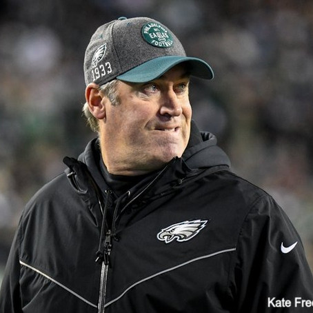 Eagles options to replace Doug Pederson